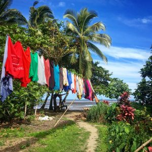 Fidschi Dorf