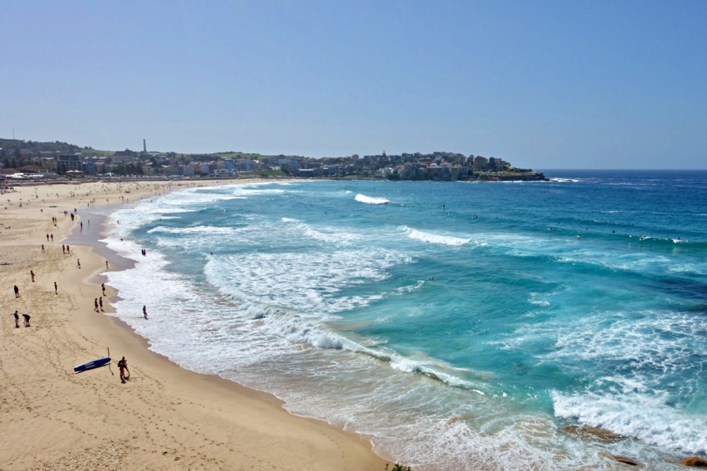 Bondi Beach Schönste Strände