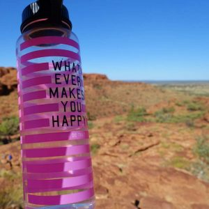 Do whatever makes you happy! King Canyon Australia