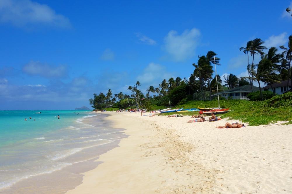 Lanikai Beach Hawaii Schönste Strände