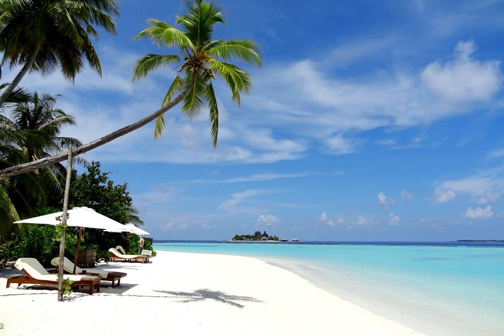 Malediven schönster Strand