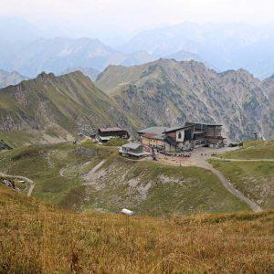 Nebelhorn Station