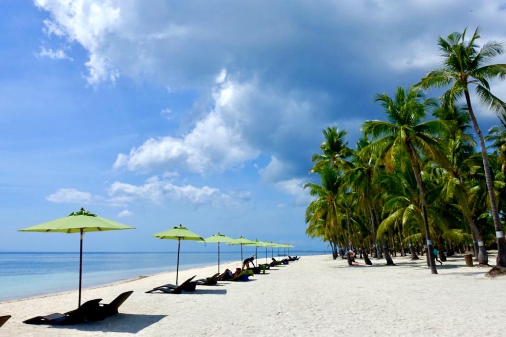 Panglao Beach Beste Strände