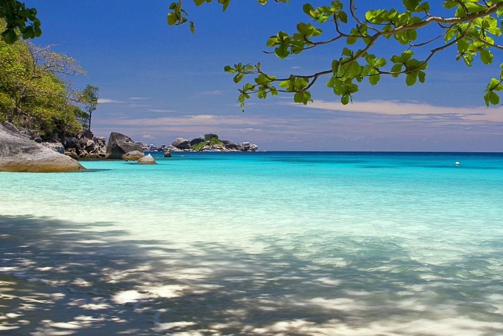 Similan Islands Schönste Strände