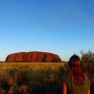 Uluru Sunset View, Ayers Rock, www.soultravelista.de