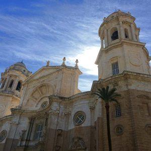 Kirche in Cadiz