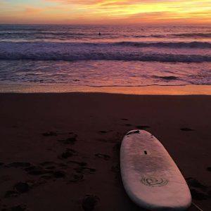Sonnenuntergang El Palmar