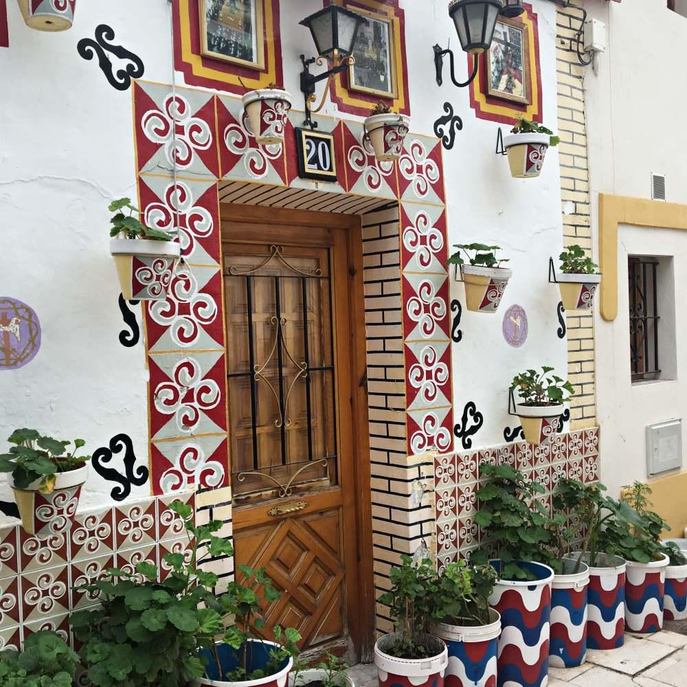 Tür in Alicante