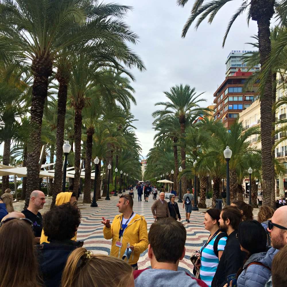 Citytour Alicante