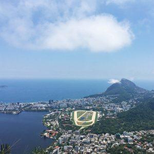 Aussicht Christus Statue Rio