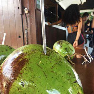 Coconut Grumari