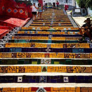 Escaderia de Selarón.