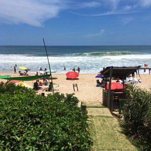 Grumari Beach