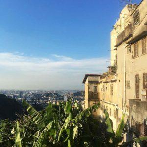 Aussicht von Santa Teresa