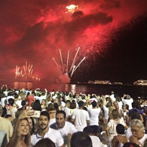 New Year Copacabana