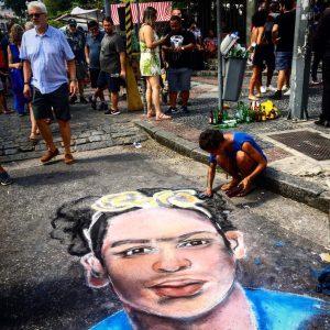 Streetart in Lapa