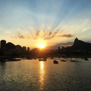 Urca Sunset