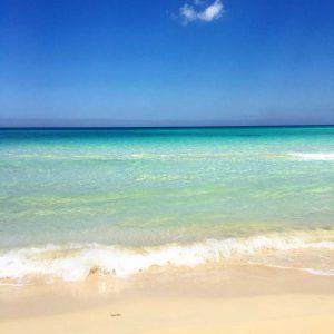 Der Strand 30 min entfernt von Havanna