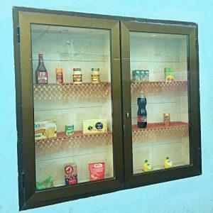Auswahl eines Supermarktes