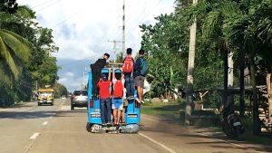 Transport Philippinen