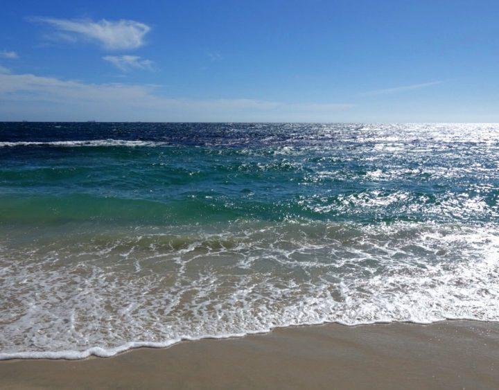 Meerliebe. Warum Meer (mich) glücklich macht.