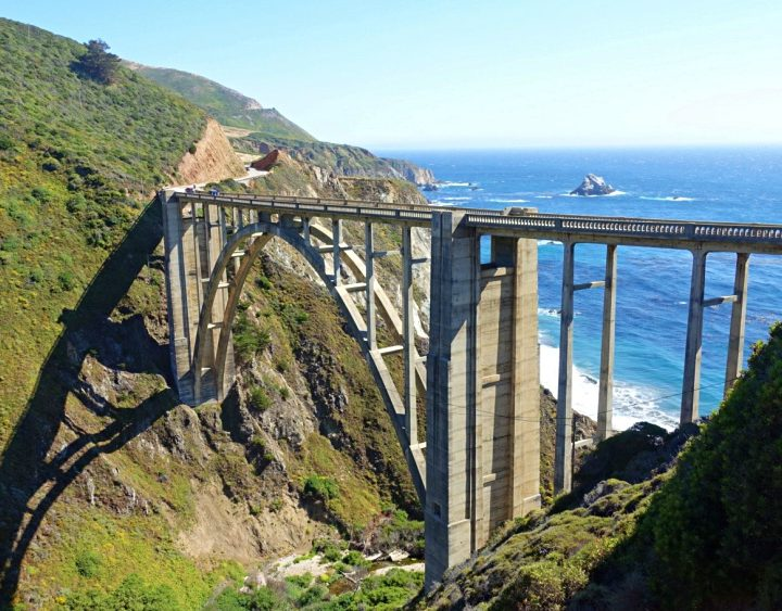 California Dreaming – Highlights 5 Tage Solo-Roadtrip Highway 1 von L.A. bis San Francisco