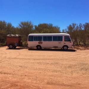 The Rock Van Uluru Tour