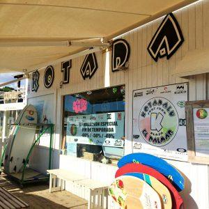 El Palmar Surf Shops