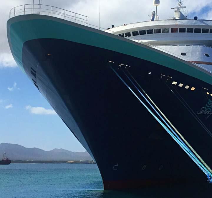 Nomadcruise 7! Atlantiküberquerung von Spanien nach Brasilien mit 492 Digitalen Nomaden. Inspiration, Lernen, Networking und Party auf hoher See…