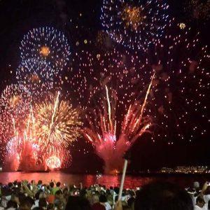 New Year Copacabana