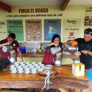 Kaffee Tasting Salento