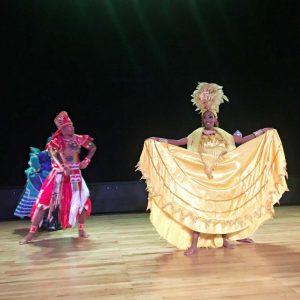 Musik und Tanz Show