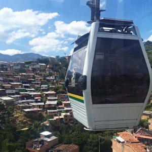 Seilbahn Medellin