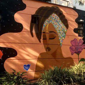 Streetart in El Poblado